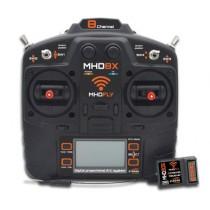 Radiocommande_MHD8X_2.4Ghz_FHSS_Mode_2
