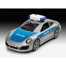 Revell_00818_Junior_Kit_Porsche_911_Police