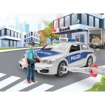 Revell_00820_Junior-Kit_Voiture_de_Police_avec_Figurine