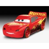 Revell_00864_Junior_Kit_Lightning McQueen_Crazy_8_Race