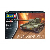 Revell_03317_A_34_Comet_MK.1_1-76