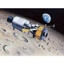 Revell_03700-Apollo-11_Columbia_Eagle