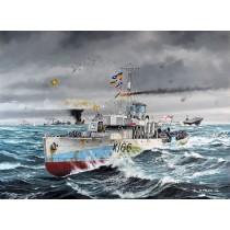 Revell_05132_Corvette_HMCS_Snowberry