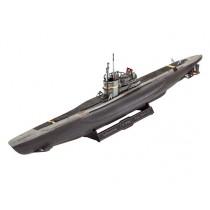 Revell_05154_U-Boat_Type_7_C-41
