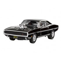 Revell_07693_Fast_Furious_Dominics_1970_Dodge_Charger_1-25