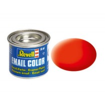 Revell_32125_Pot_14ml_Peinture_Email_Color_Orange_Fluo_Mat