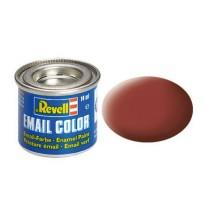 Revell_32137_Pot_14ml_Peinture_Email_Color_Rouge_Brique_Mat