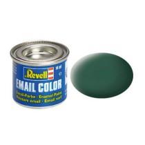 Revell_32139_Pot_14ml_Peinture_Email_Color_Vert_Fonce_Mat