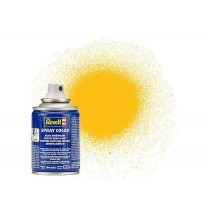 Revell_34115_Bombe_100ml_Spray_Color_Jaune_Mat