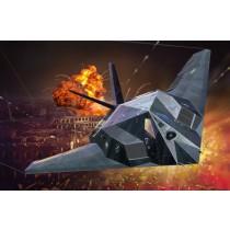 Revell_63899_Model-Set_F-117A_Nighthawk_Stealth