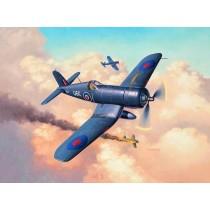 Revell_63917_Model-Set_Vought_F4U-1B_Corsair_Royal_Navy