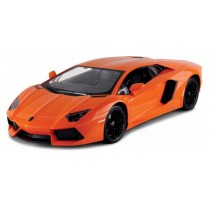SIVA_LAMBORGHINI_AVENTADOR_LP700-4_1-10 RC_ORANGE
