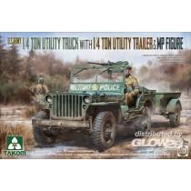 Takom_TAK2126_US_Army_1-4_Ton_Utulity_Truck