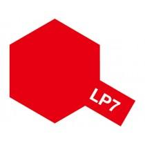 Tamiya_LP-7_Peinture_Laquee_Rouge_Pur