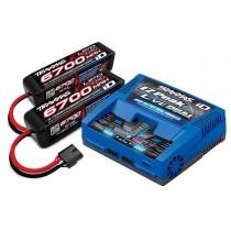 Traxxas_2997G_Pack-Chargeur-EZ-Peak-Live-Dual_2973G-2-x-Lipo-4s-6700mah-2890X-Prise-Traxxas