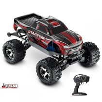 Traxxas_67086-4_Stampede_4X4-Brushless_Rouge