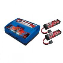 Traxxas_TRX2990G_Pack-chargeur-EZ-Peak-Dual-ID_2972g-2-x-lipo-3s-500mah-2872x-prise-traxxas