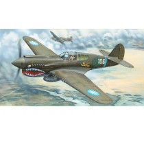 Trumpeter_02269_P-40E_Warhawk
