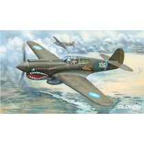 Trumpeter_02269_P-40E_Warhawk_1-32