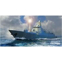 Trumpeter_06732_PLA_Navy_Type_052D_Destroyer_1-700