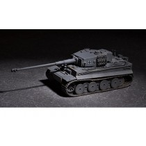 Trumpeter_07164_German_Tiger_With_88mm_KWK_L-71