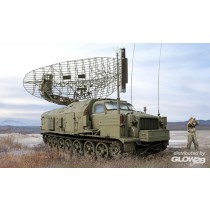 Trumpeter_09569_P-40-1S12_Long_Track_S-Band_Acquisition_Radar_1-35