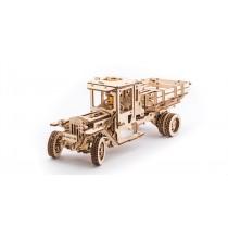 Ugears_70015_Puzzle_3D_Mecanique_en_Bois_Camion _UGM-11