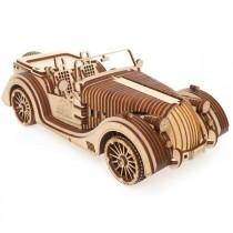 Ugears_70052_Puzzle_3D_Mecanique_en_Bois_Roadster_VM-01