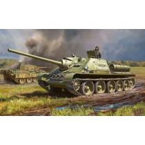 Zvezda_5062_Canon_Automoteur_SU-85