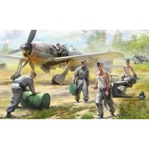 Zvezda_6188_Mecaniciens_Luftwaffe